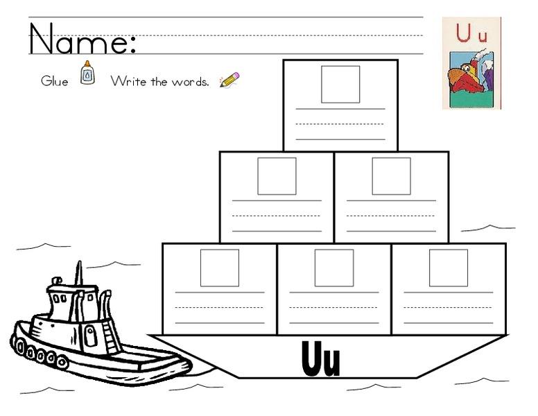All Worksheets Short U Worksheets For Kindergarten Free – Short U Worksheet