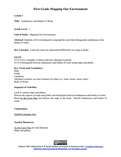 Word Scramble: Bodies of Water 4th - 5th Grade Worksheet   Lesson ...