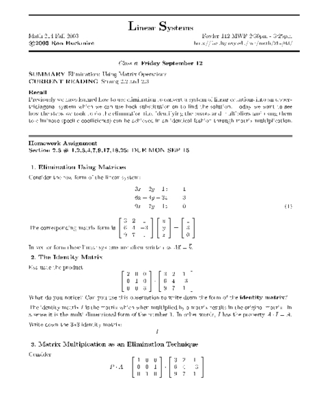 matrix mathematics worksheet matrix best free printable worksheets. Black Bedroom Furniture Sets. Home Design Ideas