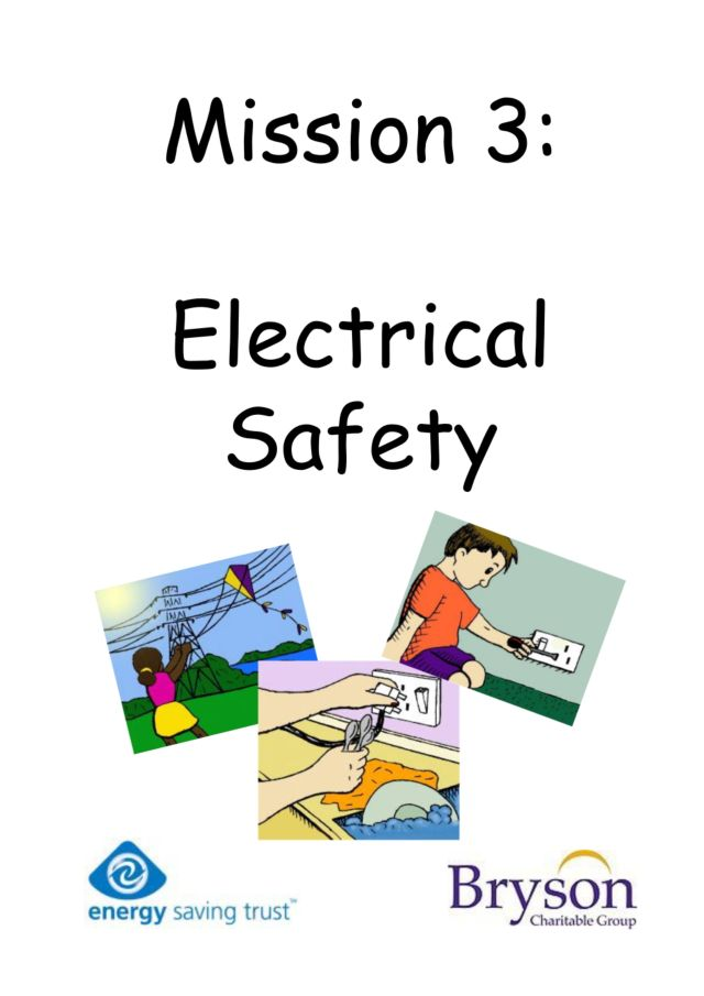 Printables Electrical Safety Worksheet mission 3 electrical safety 3rd 4th grade worksheet lesson planet