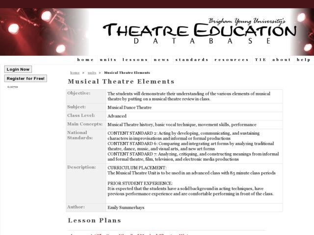 Collection of Musical Theatre Worksheets Sharebrowse – Theatre Worksheets