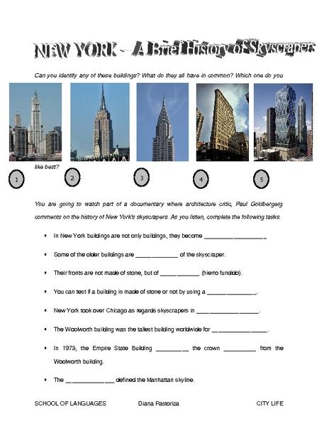york lessons