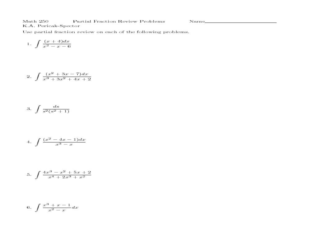 Worksheet Rringband – Antiderivative Worksheet