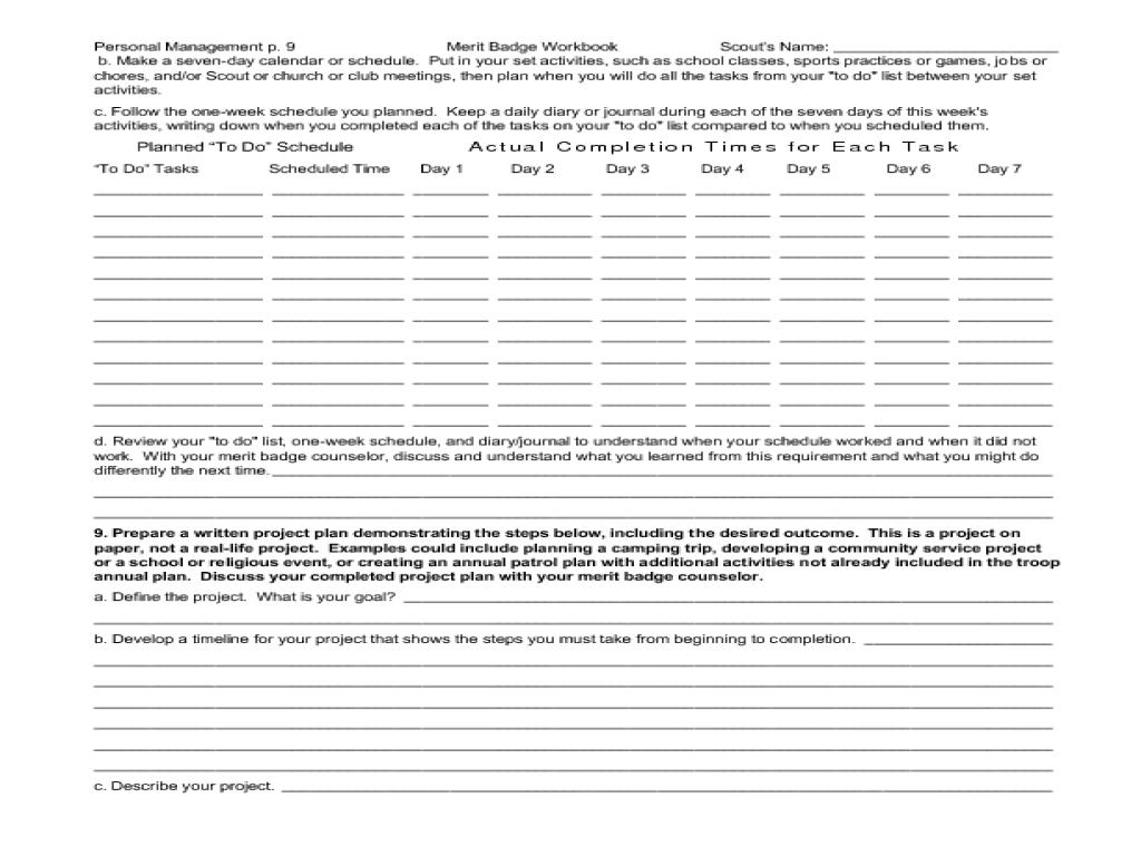 Gardening Merit Badge Worksheet: gardening merit badge worksheet,
