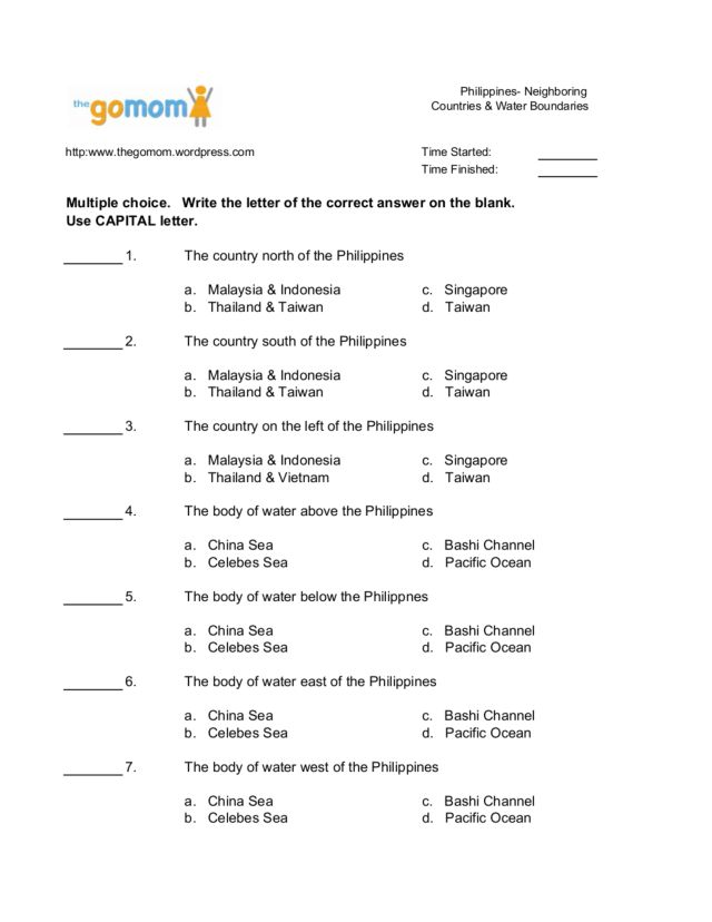 Printables Relationship Boundaries Worksheet printables relationship boundaries worksheet safarmediapps philippines neighboring countries water 3rd 6th grade lesson planet