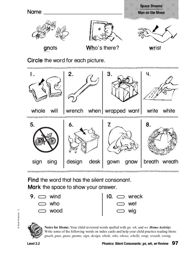 wh digraph worksheets for first grade
