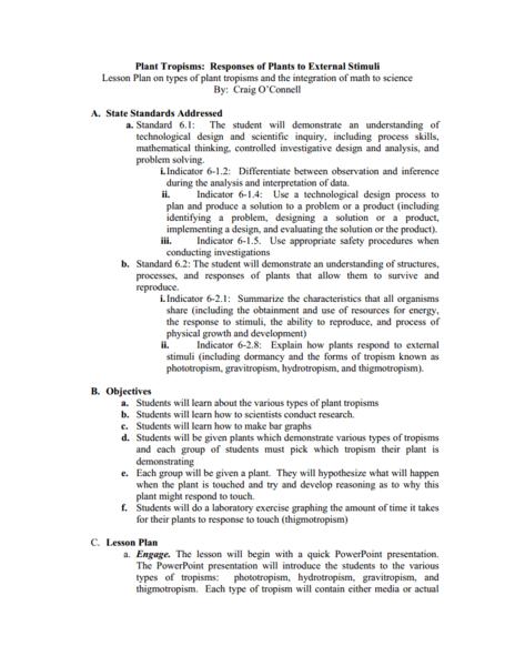 Plants Cloze WorksheetWorksheets