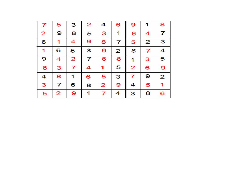 Solving Linear Equations Sudoku Worksheet Answer Key Tessshebaylo