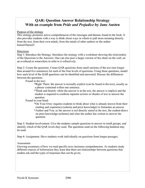Directions On Composing A Good Outline For Research Paper Pride And  Pride And Prejudice Essay Questions And Answers Www Yarkaya Com Pride And Prejudice  Essay Topics