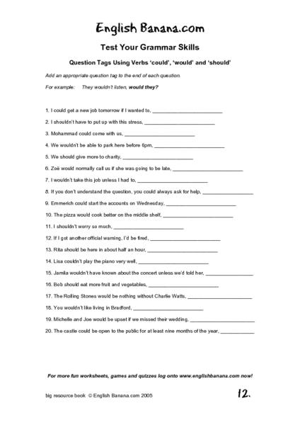 Revising and editing worksheets 3rd grade