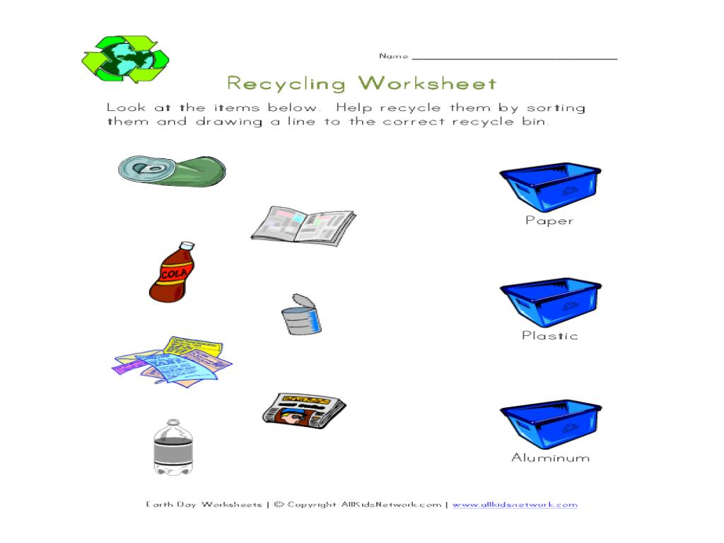 Worksheet Recycling Worksheets Grass Fedjp Worksheet Study Site