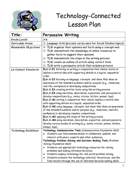 lesson plan on writing argumentative essay A step-by-step plan for teaching argumentative writing working on their essays, i make sure they have a solid plan for with a mini-lesson about a.