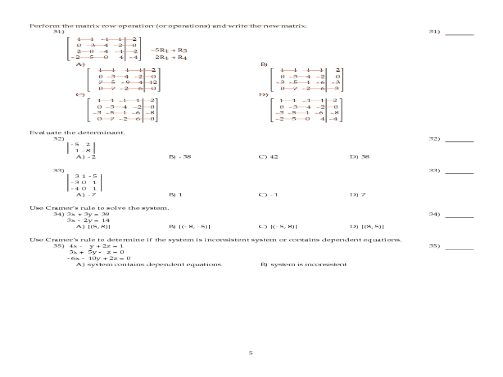 Review for College Algebra 10th Higher Ed Worksheet – College Algebra Worksheets