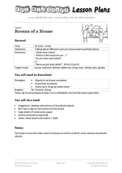 the house lesson plans house design ideas