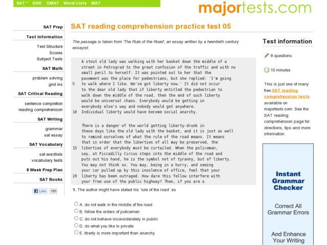 English Worksheets 11th Grade English Worksheets Free – Sat Prep Worksheets