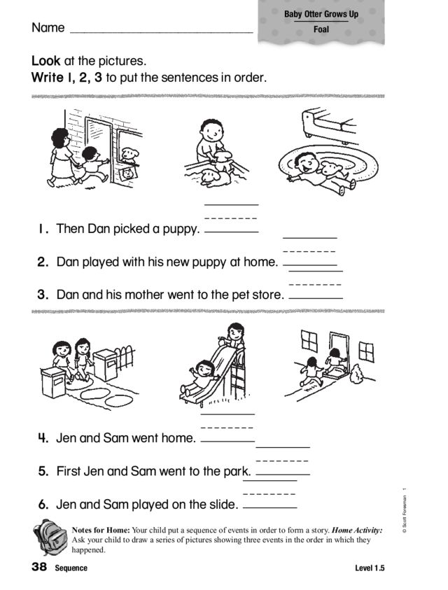 Collection of Chronological Order Worksheets Sharebrowse – Sequence of Events Worksheet