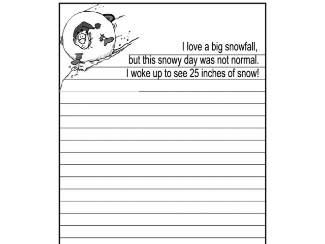 """winter story starters You can also use these as """"story starters"""" for preschool or elementary  there are cards here that represent winter,  winter_matching_cardspub."""