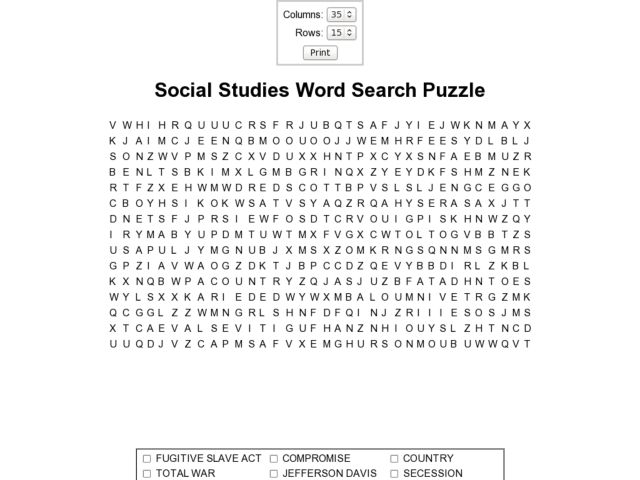 7th grade social studies worksheets pdf