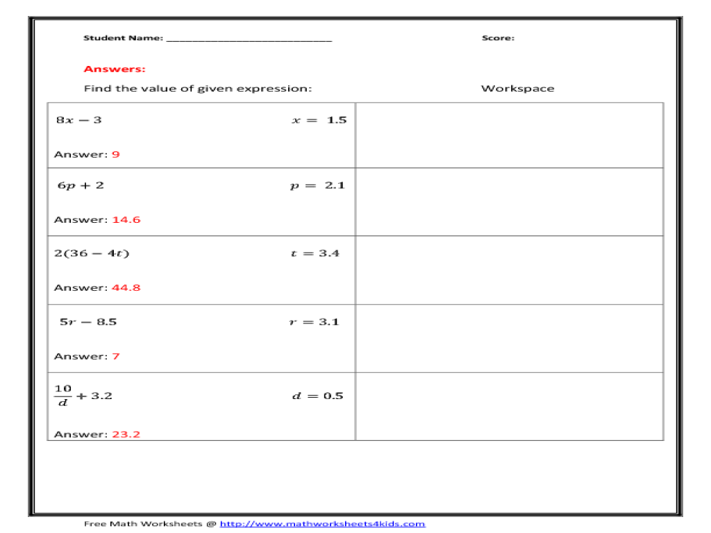 Solving Equations With Decimals Worksheet Solving Equations By – Solving Equations with Fractions Worksheets