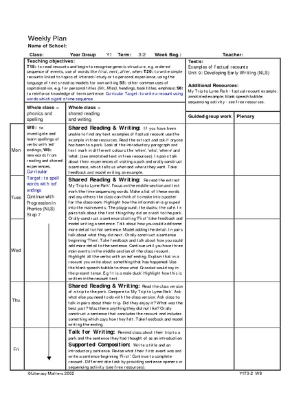 lesson plan in sequencing events To help sequence the events, i sorted groups into a beginning, middle, or end group i had students decide where their event fell students sequenced their events within the groups.