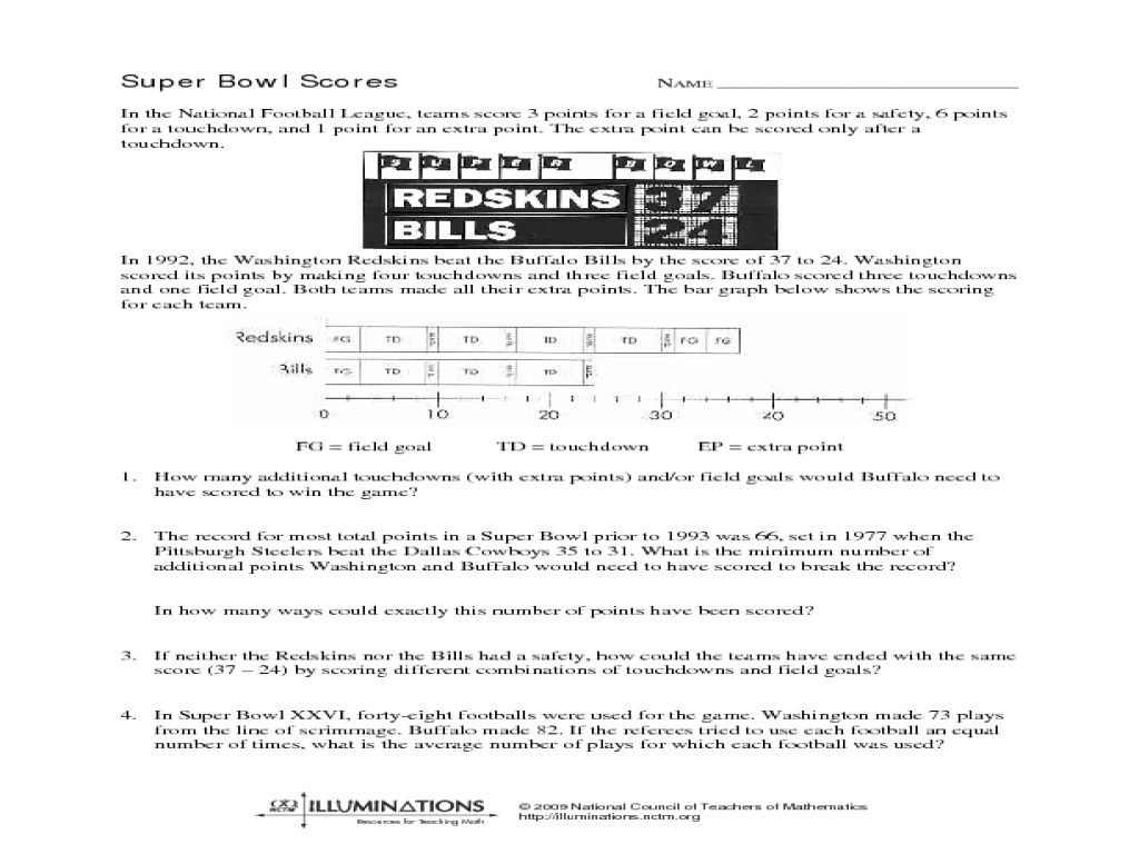 math worksheet : free super bowl math worksheets  worksheets : Super Math Worksheet