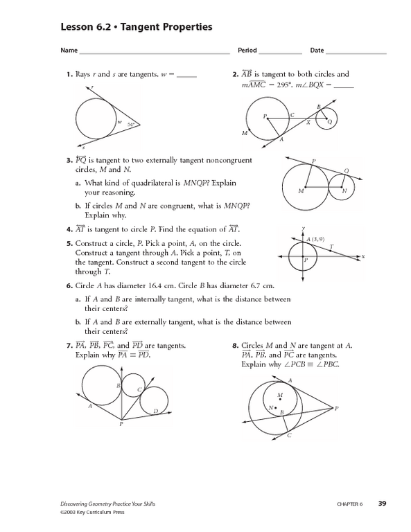 To Circles Worksheet Answers - defendusinbattleblog