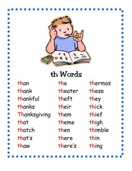 Words Th - Scalien
