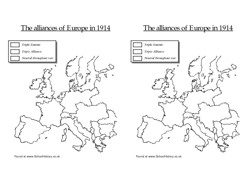 map of europe 1914 worksheet related keywords suggestions map of europe 1914 worksheet long. Black Bedroom Furniture Sets. Home Design Ideas