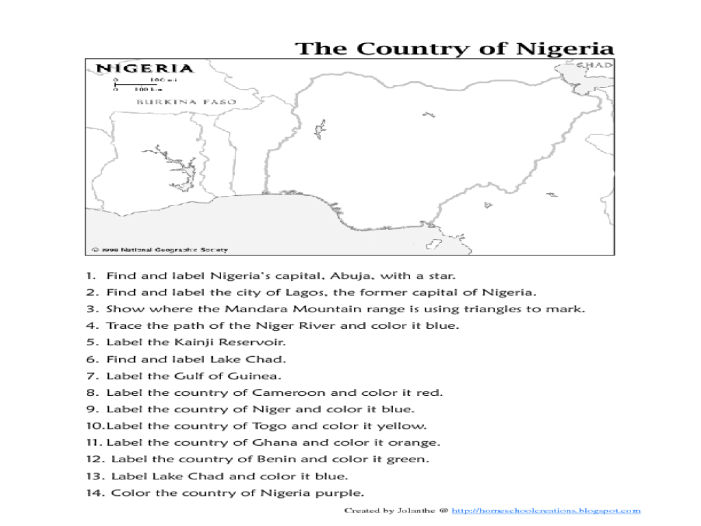 Uncategorized Lewis And Clark Worksheet worksheet lewis and clark worksheets fiercebad the country of nigeria map work 4th 5th grade lesson