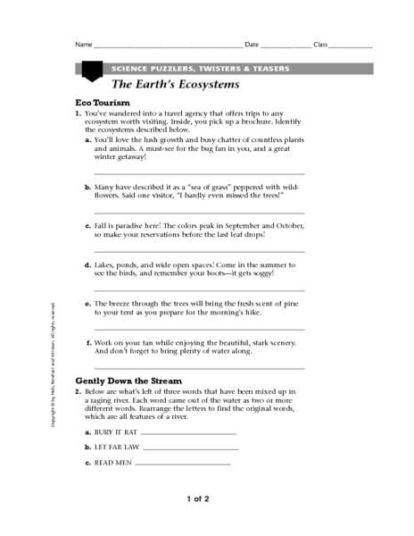 printables planet earth shallow seas worksheet happywheelsfreak thousands of printable activities. Black Bedroom Furniture Sets. Home Design Ideas