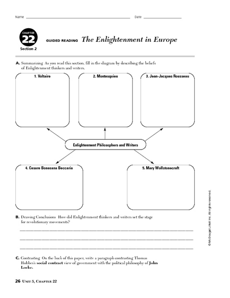 enlightenment worksheet worksheets releaseboard free printable worksheets and activities. Black Bedroom Furniture Sets. Home Design Ideas