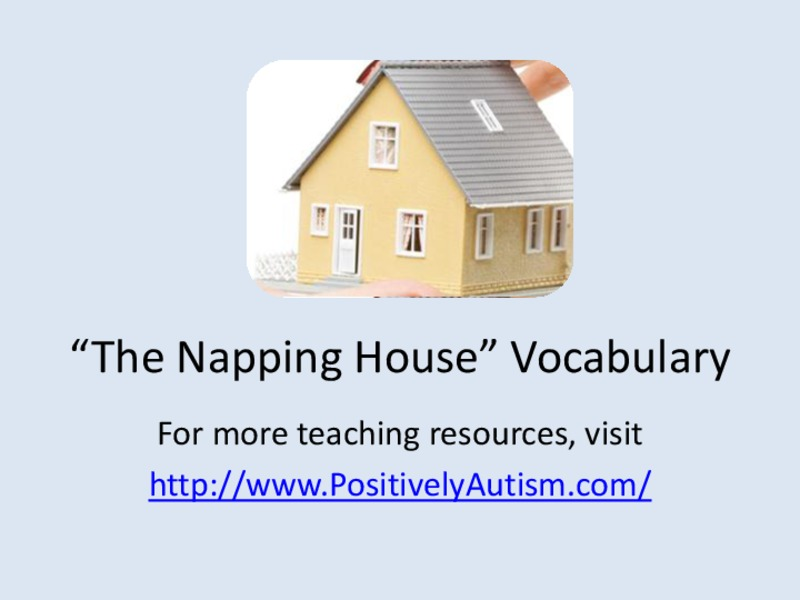 Photo The Napping House Lesson Plan Images How To Set Up Your – The Napping House Lesson Plans
