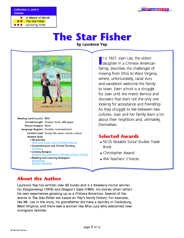 The Star Fisher