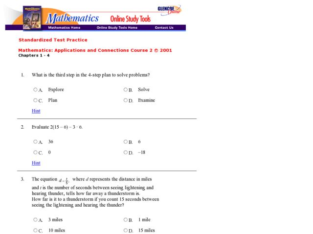 math worksheet : 8th grade math multiple choice questions and answers  educational  : Multiple Choice Math Worksheets