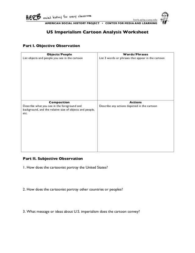 political cartoon analysis worksheet free worksheets library download and print worksheets. Black Bedroom Furniture Sets. Home Design Ideas
