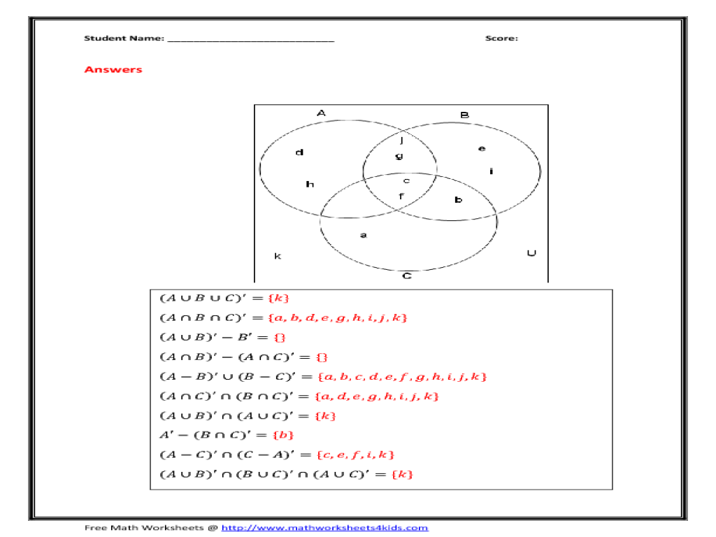 Venn diagram word problem worksheet tomadaretodonate venn diagram word problem worksheet ccuart Choice Image