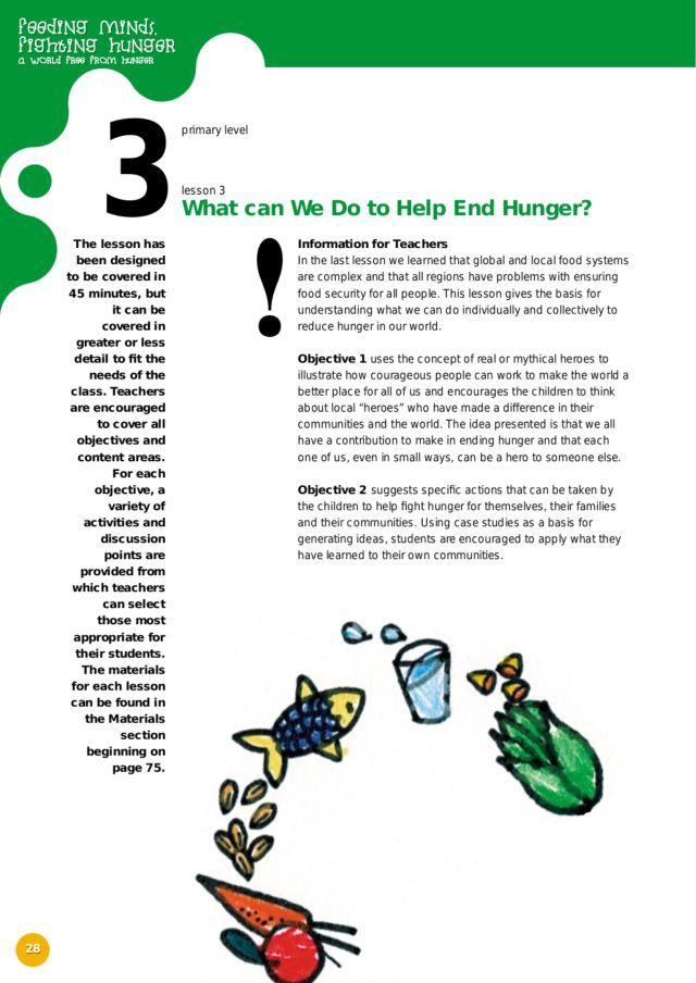 hunger third world essay Learn the sobering facts about child hunger and poverty around the world  of  all stunted children under 5 lived in asia and more than one third lived in africa.