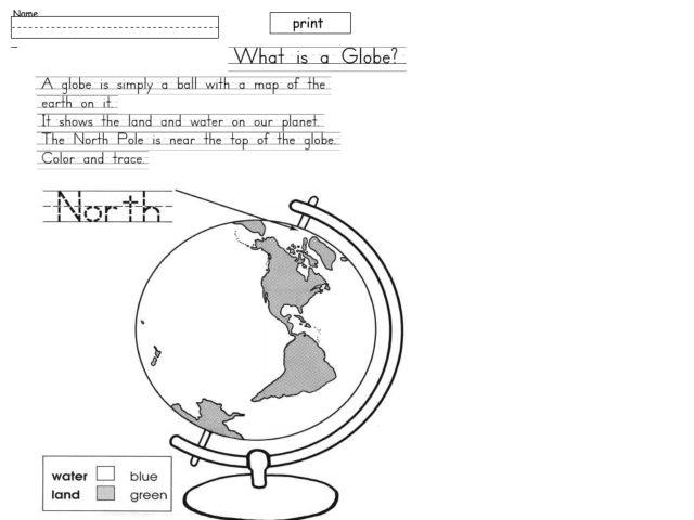 Printables Map And Globe Skills Worksheets Surveillanceandeveryday. Map And Globe Skills Worksheets Davezan Vintagegrn For 2nd Graders Grade 3rd 4th 5th Math. Worksheet. 2nd Grade Map Skills Worksheets At Clickcart.co