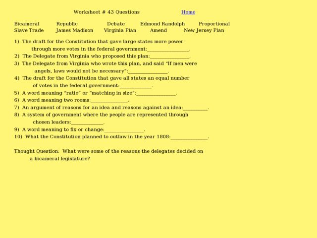 Worksheets Constitutional Convention Worksheet Chicochino – Amending the Constitution Worksheet