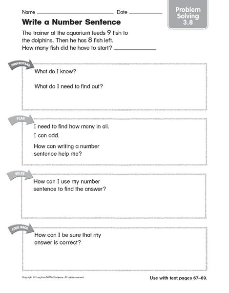 Free complete sentences worksheets 4th grade