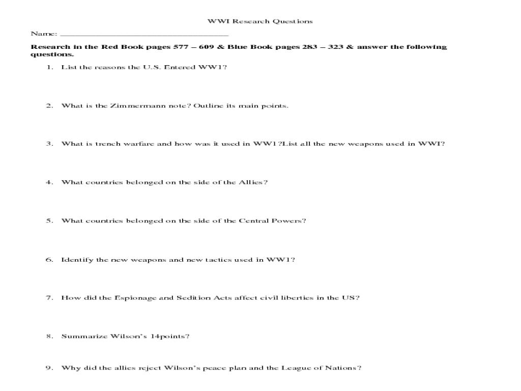 worksheet Wwi Worksheets Emptystretch Worksheet And Essay Site – Ww1 Worksheets