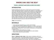Where Can I See The Sea? Lesson Plan