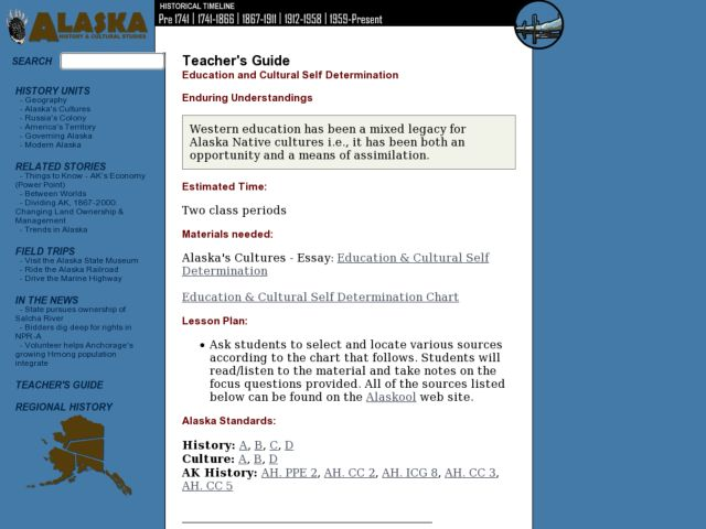 Education and Self Determination Lesson Plan