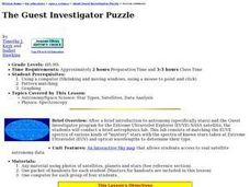 The Guest Investigator Puzzle Lesson Plan