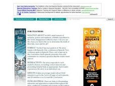 Arctica - An Interactive Mystery Lesson Plan