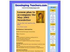 Boost Your Brain for Ever Lesson Plan