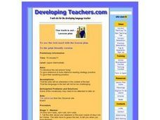 The Truth is Out Lesson Plan