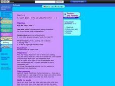 Long Vowel Phoneme - i_e Lesson Plan
