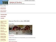 Chicago: The City in Art, 1995-2000 Lesson Plan