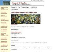 Contemporary Chicago 1936-2000 Lesson Plan